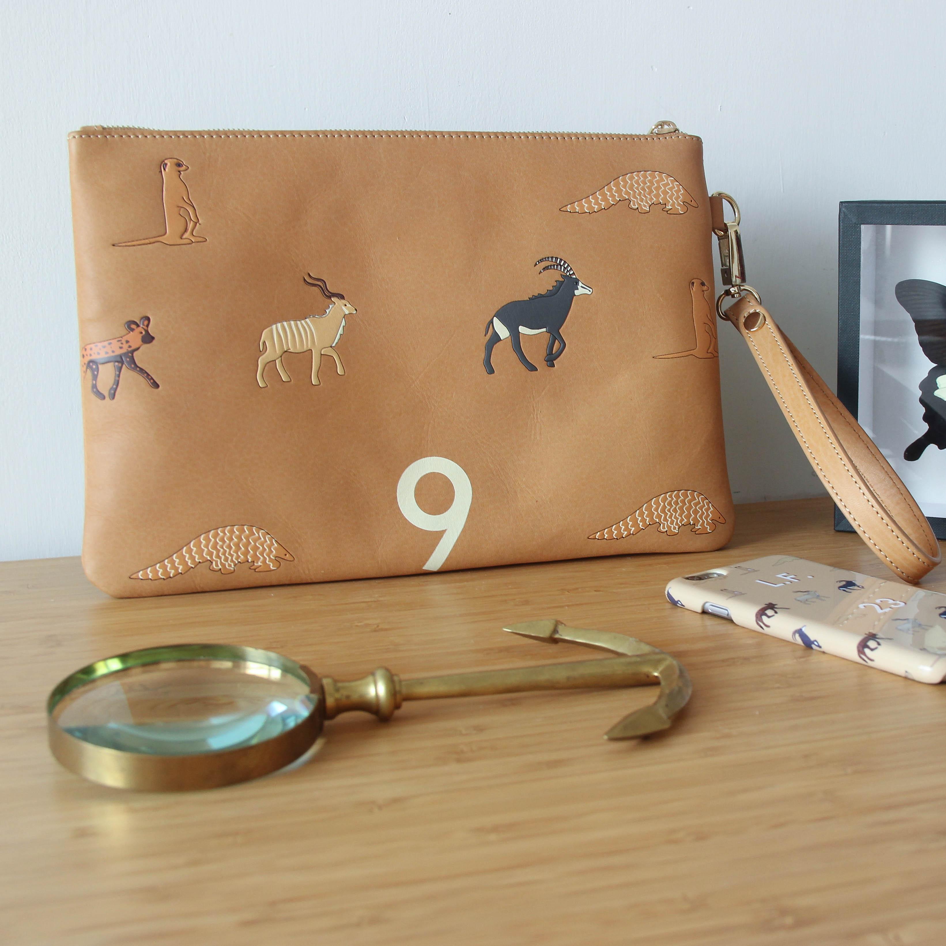 Savanna Bag Number 9